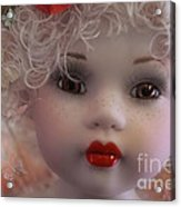 Dulce My Sweety Acrylic Print