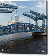 Duluth Draw Bridge 1 C Acrylic Print