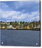 Dunbrody Emigrant Ship, New Ross, Co Acrylic Print