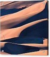 Dune 3 Acrylic Print