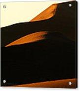 Dune Mood Acrylic Print