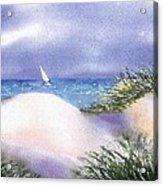 Dune View Acrylic Print