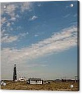 Dungeness Landscape Acrylic Print