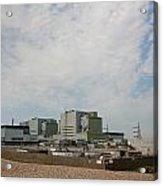 Dungeness Power Station Acrylic Print