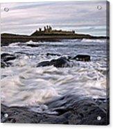 Dunstanburgh Castle Iv Acrylic Print