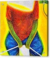 Dusk Acrylic Print