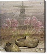 Dutch Heritage Acrylic Print