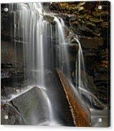 Dutchman Falls Acrylic Print