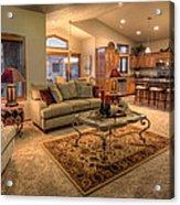 Dvth Living Room Acrylic Print