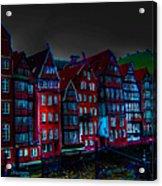 Dyke Road  -  Hamburg Acrylic Print