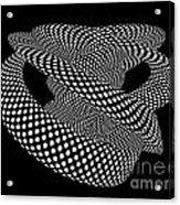Dynamic Overlay Acrylic Print