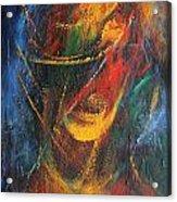 Dynamism  Acrylic Print by Marina R Burch