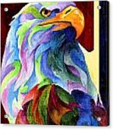 Eagle Spirit Acrylic Print