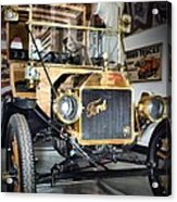Early Ford Acrylic Print
