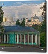 Early Morning Kiev Acrylic Print