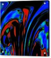 Earth Destruction Acrylic Print