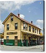 East Broad Top Station 1 Acrylic Print