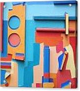 East End Summer Acrylic Print