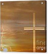 Easter Sunrise Acrylic Print