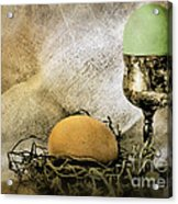 Easter With Patina 2 Acrylic Print