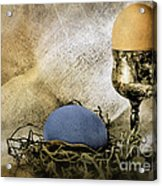 Easter With Patina 5 Acrylic Print
