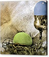 Easter With Patina 6 Acrylic Print