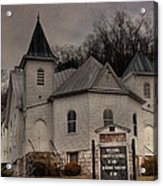 Ebenezer Arp Church Acrylic Print