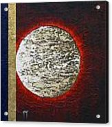 Eclips Of The Sun Acrylic Print