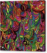 Ecstatic Acrylic Print