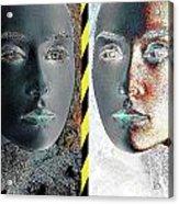 Edge Tension Acrylic Print