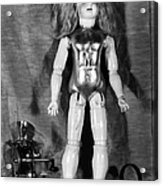 Edison: Talking Doll, C1890 Acrylic Print