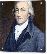 Edmund Cartwright Acrylic Print