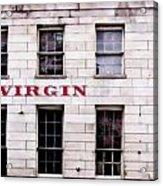 Ef Virgin Acrylic Print