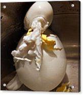 Egg Man Acrylic Print
