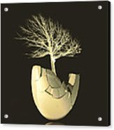 Egg Tree  Acrylic Print