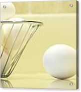 Eggs In My Kitchen Acrylic Print