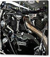 Egli-vincent Godet Motorcycle Acrylic Print