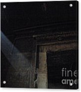 Egypt Interior Chamber Dendera Acrylic Print