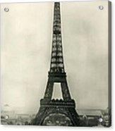 Eiffel Tower 1890 Acrylic Print