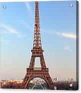 Eiffel Tower, Paris, France Acrylic Print