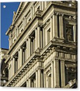 Eisenhower Executive Office Building Washington Dc Acrylic Print