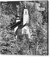 Eklutna Church Acrylic Print