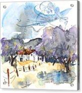 El Alcornocal 07 Acrylic Print