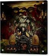 El Mago Acrylic Print