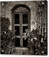 El Sitio Window Acrylic Print
