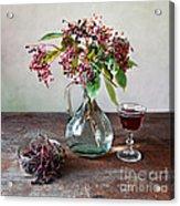 Elderberries 08 Acrylic Print