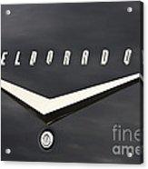 Eldorado Acrylic Print