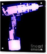 Electric Drill Acrylic Print