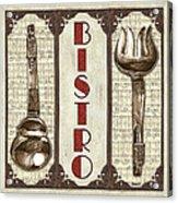 Elegant Bistro 1 Acrylic Print