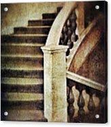 Elegant Staircase Acrylic Print